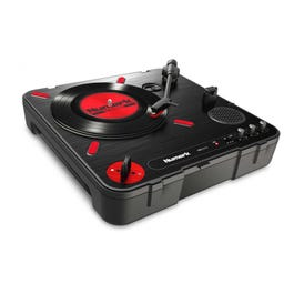 Image for PT01 Scratch Portable Turntable from SamAsh