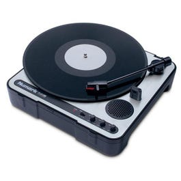 Image for PT-01USB Portable Vinyl-Archiving USB Turntable from SamAsh