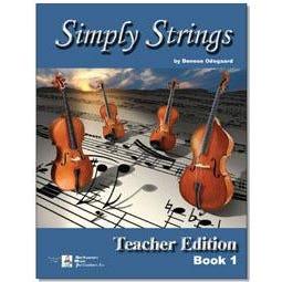 Carl Fischer Simply Strings- Bk 1 VN