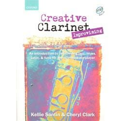 Image for Creative Clarinet Improvising (Book and CD) from SamAsh