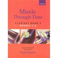 Image for Music Through Time for Clarinet from SamAsh