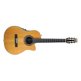 Image for 1773AX-4 Pro Series Nylon String Acoustic Electric Guitar from SamAsh