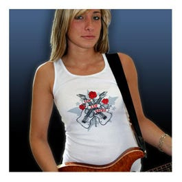 Image for Womens Sam Ash Rocks Tank Top (Assorted Sizes) from SamAsh