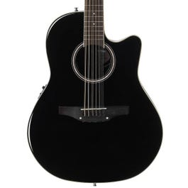 Image for Balladeer AB2412II Mid-Depth 12-String Acoustic Electric Guitar from SamAsh