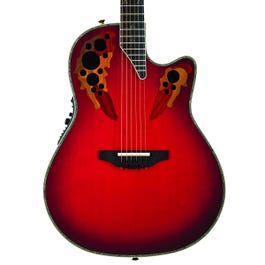 Image for Custom Elite Deep Contour Acoustic Electric Guitar from SamAsh
