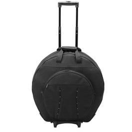 Image for CBT4200D Deluxe Cymbal Trolley Bag from SamAsh