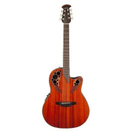 Image for Celebrity Elite Plus Mid-Depth Cutaway Acoustic Electric Guitar from SamAsh