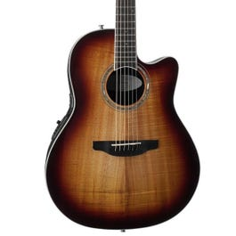 Image for CS28P-KOAB Celebrity Plus Super Shallow Koa Acoustic-Electric Guitar from SamAsh