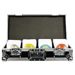 Image for FCD300 Heavy Duty 300 CD Case (Assorted Colors) from SamAsh