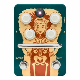 Image for Fur Coat Fuzz Effect Pedal from SamAsh