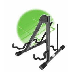 Image for GS7462DB Pro Double A Frame Guitar Stand from SamAsh