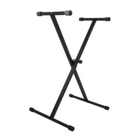 Image for KS7190 Single Braced X Style Keyboard Stand from SamAsh