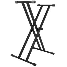 Image for KS7191 Double Braced Keyboard Stand from SamAsh
