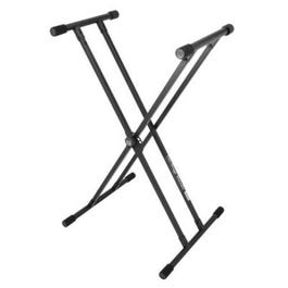 Image for KS8191 Double Braced X Style Keyboard Stand from SamAsh