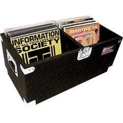 Image for CLP200P Carpeted 200 LP Case from SamAsh