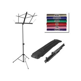 Image for SM7122 Compact Sheet Music Stand with Bag - Assorted Colors from SamAsh