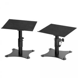 On-Stage SMS4500-P Desktop Monitor Stands, Pair