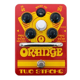 Image for Two Stroke Boost EQ Effect Pedal from SamAsh