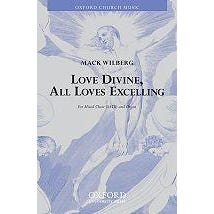 CF Peters Love Divine All Loves Excelling