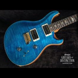 Image for Custom 24 Electric Guitar 10-Top Aquamarine from SamAsh