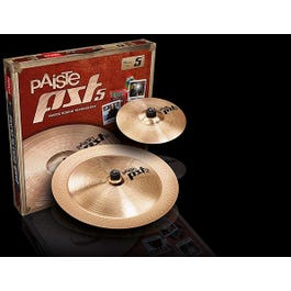 """Image for PST5 Series Effects Cymbal Pack - 10""""/18"""" from SamAsh"""