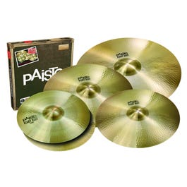 """Paiste Giant Beat Bonus Set w/ Free 18"""" Crash"""