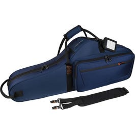 Image for Tenor Saxophone PRO PAC Contoured Case (Blue) from SamAsh