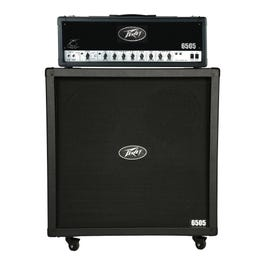 """Image for 6505 Half Stack 6505 120 Watt Guitar Amplifier Head with 6505 4x12"""" Straight Guitar Speaker Cabinet from SamAsh"""