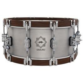 "PDP Concept Select 6.5""x14"" Aluminum Snare Drum"