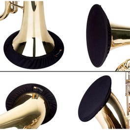 """Image for Band Instrument Bell Cover - Fits Bells up to 5.25-6.75"""" Diameter from SamAsh"""