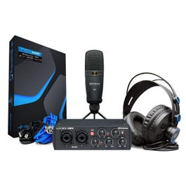 Image for AudioBox 96 Studio: Complete Hardware/Software Recording Kit from SamAsh