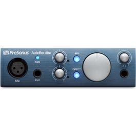 Image for Audiobox iOne Portable USB Audio Interface from SamAsh