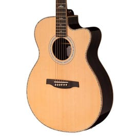 Image for SE A60E Acoustic-Electric Guitar from SamAsh