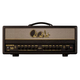 Image for Sonzera 50 50-Watt Tube Guitar Amplifier Head (Demo) from Sam Ash