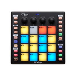 Image for Atom Production and Performance Pad Controller from SamAsh