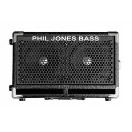 "Image for Bass CUB II 110-Watt 2x5"" Bass Combo Amplifier (Black) from SamAsh"