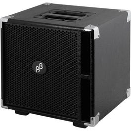 """Image for Piranha C4 Compact 4x5"""" Bass Speaker Cabinet from SamAsh"""