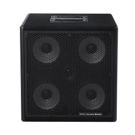 """Image for Cab 47 4 x 7"""" Bass Speaker Cabinet from SamAsh"""