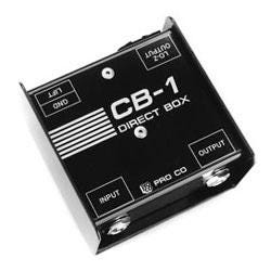 Image for CB1 Direct Box from SamAsh