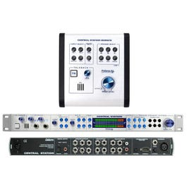 Image for Central Station Plus Monitor Controller with Remote Control from SamAsh
