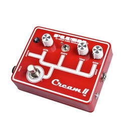Image for Cream II Overdrive Guitar Effects Pedal from SamAsh