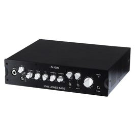 Image for D-1000 Compact Bass Guitar Amplifier Head from SamAsh