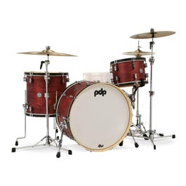 """Image for Concept Classic 3-Piece Drum Shell Pack - 24"""" Bass (Oxblood"""