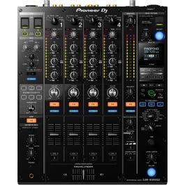 Pioneer DJM-900NXS2 4-Channel Digital Pro-DJ Mixer (Black)