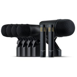 Image for DM-7 Drum Microphone Set for Recording and Live Sound from SamAsh