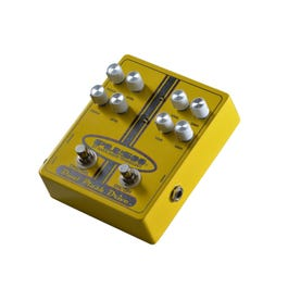 Image for Dual Plush Drive Overdrive Guitar Effects Pedal from SamAsh