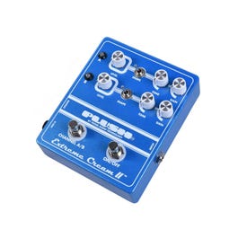 Image for Extreme Cream II Overdrive Guitar Effects Pedal from SamAsh