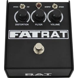 Image for FatRat Distortion Pedal from SamAsh