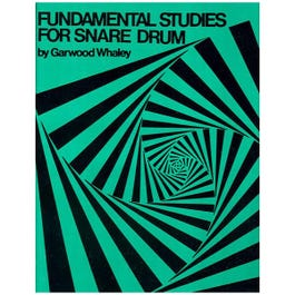 Image for Fundamental Studies for Snare Drum from SamAsh