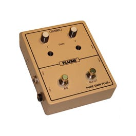 Image for Pure Gain Plus Boost Guitar Effects Pedal from SamAsh